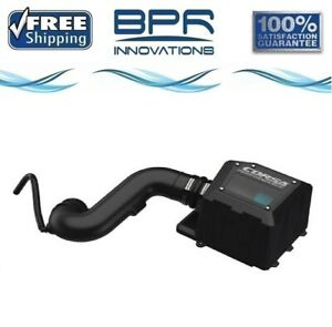 Corsa Closed Box Plastic Black Cold Air Intake System For Chevy/GMC 19-21 459536