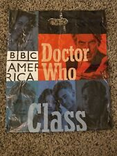 Doctor Who WonderCon bag | Plastic 18 X 15 Inches