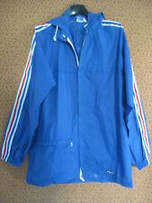 Veste ADIDAS Vintage 80'S Coupe vent Pluie Equipe de France Jacket Nylon - 168