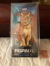 SDCC 2019 Figpin XL Captain Marvel Goose Pin #X21 750 LE PCS *IN HAND*