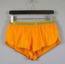 ADIDAS by STELLA MCCARTNEY ADIZERO Women MEDIUM Elastic Waist Run Shorts S15928-
