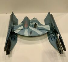 Hasbro Star Wars The Clone Wars Vulture Droid 100% Complete — LOOK!