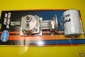 VW Bug Oil Pump with filter SandRail Aircooled Type 1