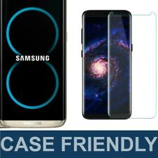 Case Friendly Tempered Glass Screen Protector For Samsung Galaxy S9 S8 / Plus