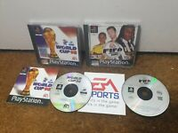 World Cup 98 Fifa Football 2003 - Sony PlayStation 1, Ps1, Psone
