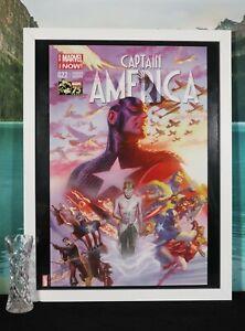 DC MARVEL COMICS POSTER PICTURE FRAMED 16X12 ORIGINAL PRINTS CAPTAIN AMERICA