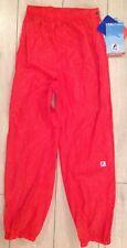 Kway Vintage Pants New Red Pantalon Neuf Rouge #XS Original Retro