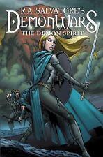 DemonWars: The Demon Spirit Vol. 2 by R.A. Salvatore graphic novel