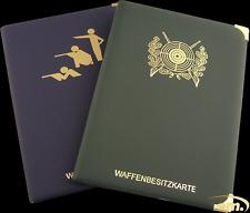 WBK Etui für Sportschützen und Schützenvereine