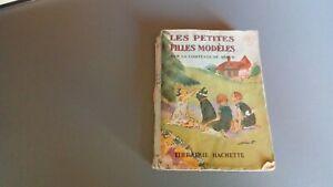 Lot de 3 livres anciens pour enfants