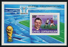 Central Africa 308 imperf MNH World Cup Soccer, Sports