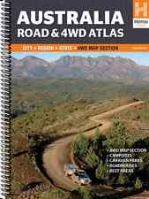 Hema Australia Road & 4WD Atlas *FREE SHIPPING - NEW*