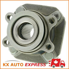 FRONT WHEEL BEARING & HUB ASSEMBLY FOR NISSAN SENTRA 2.0L W/ABS 2010 2011 2012