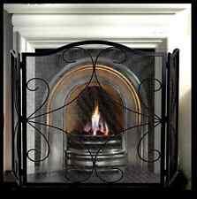 FIRE SCREEN / FIRESCREEN / FIRESCREENS FIREPLACE ACCESSORIES Wrought Iron (SB)