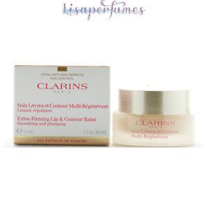 Clarins Extra Firming Lip Contour Balm 0.42oz / 15 ml New In Box