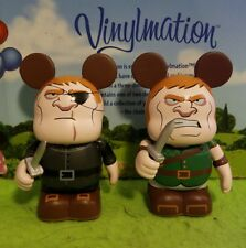 "Disney Vinylmation 3"" Park Set 3 Animation Stabbington Brothers from Tangled"