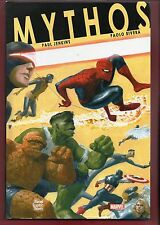 MYTHOS (Jenkins/Rivera) Marvel Graphic Novel - Cartonato NUOVO