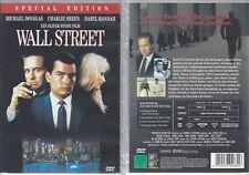Wall Street -1987- -- Charlie Sheen, Michael Douglas und Martin Sheen -2001-