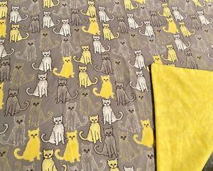 Pet Blanket, Small- Medium, 100% Cotton Flannel