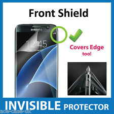 Samsung Galaxy S7 Edge INVISIBLE FRONT Screen Protector Shield Military Grade