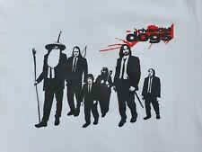 "🖤 RIVENDELL DOGS LOTR T Shirt Comedy M 38"" Chest Gandalf Aragon Legolas"