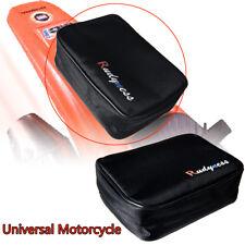 Black Fender Pack Tool Bag For ATV KTM CRF Dirt Bike Enduro&Universal Motorcycle