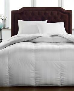 Hotel Collection European Siberian White Goose Down Medium Weight Comforter KING