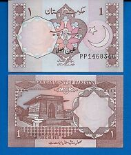 Pakistan P-27 1 Rupee Year ND 1983 Uncirculated Banknote