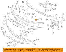 FORD OEM-Fender Liner Splash Shield Screw W710763S901