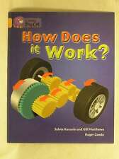 How Does it Work Band 09/Gold by Karavis, Sylvia ( Author ) ON Jan-05-2005, Pape