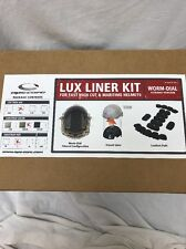 OPS-CORE LUX LINER KIT M/L FOR FAST HIGH CUT/MARITIME HELMETS Worm Dial Version