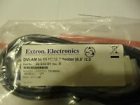 Extron 26-540-01 DVIAM-VGAM/6.5 DVI-A Male to VGA Male Adapter