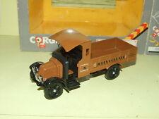 RENAULT CAMION 1926 Jules Coulard Transport Vin & charbon MATCHBOX C823