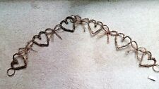 4' Natural Vine Heart & Bow Garland ~ Christmas ~ Decor ~ Crafts ~ Floral