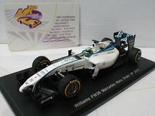 Formel 1-Modelle aus Resin von Williams