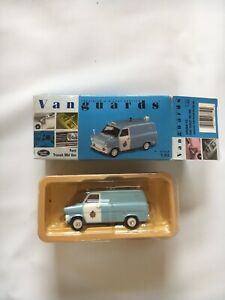 Vanguards VA06610 Ford Transit Van MK1 Lancashire Constabulary Section Van