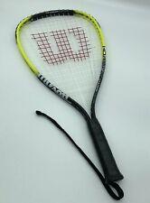 Wilson Hornet Titanium Injection  Racquetball Racquet