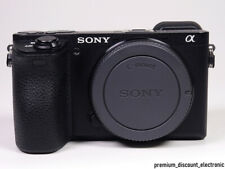 Sony Alpha A6500 ILCE-6500 Alpha 6500 Body Kamera (Gehäuse) NUR 3.864 Klicks TOP