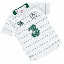 Kids 12 yrs Ireland Alternate Pro Short Sleeve Rugby Shirt 14/15 H370