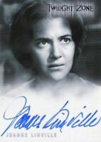 Twilight Zone 4 Science and Superstition Joanne Linville Autograph Card A-68
