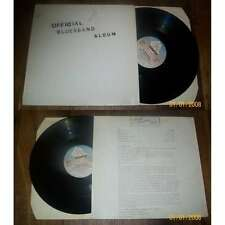 THE BLUES BAND - Official Blues Band Album LP Blues Rock 1980