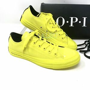 Converse x OPI Chuck Taylor AS Low Canvas Zink Yellow Women's  Sneakers 165660C