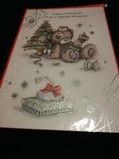 Tatty Teddy Husband Christmas Card BNIP Me To You