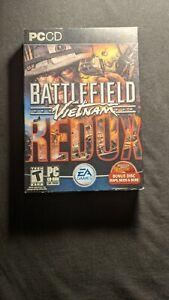 Battlefield Vietnam REDUX (4 Disks) Includes Maps, Mods, and More (2005) PC