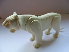 LE TIGRE BLANC VINTAGE A COLORIER PLAYMOBIL ANIMAUX ANIMAL SAUVAGES SAVANE FORET