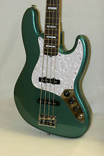 2016 USA Fender Artist Adam Clayton Jazz J Bass w/CASE Ships Worldwide Unplayed!