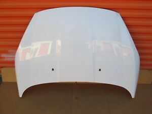 *NO SHIPPING* 2014-2019 FORD FIESTA FRONT HOOD ASSEMBLY WHITE OEM USED