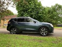 2014 Nissan X-Trail 1.6 dCi Tekna 5dr 4WD [7 Seat] ESTATE Diesel Manual