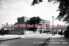 WO 135 - Zoo Entrance & Hippodrome Cinema, Dudley, Worcestershire - 6x4 Photo