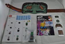 LEGO Bricktober 2016 Frankensteins Monster Build Book Hat Stickers TRU Promo NEW